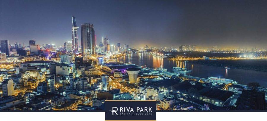 Góc nhìn từ dự án căn hộ Riva Park Nguyễn Tất Thành Quận 4