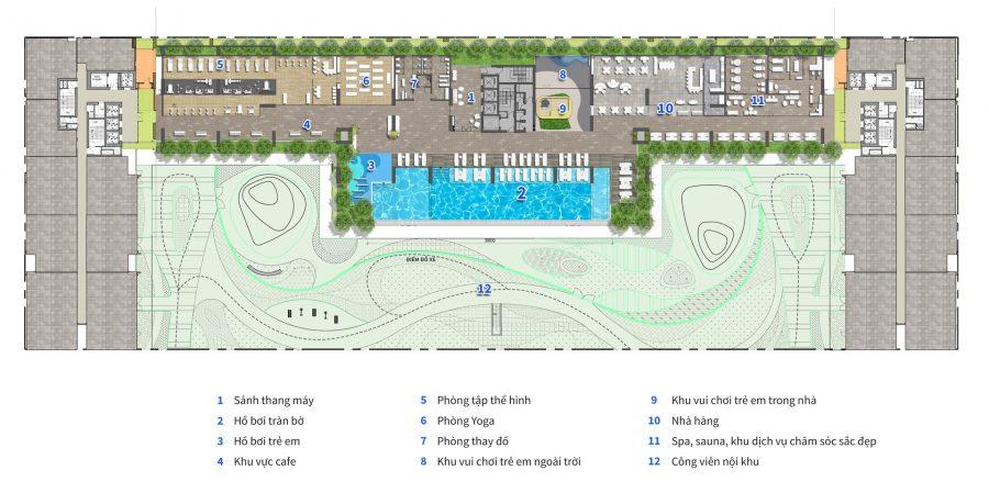 12 tiện ích nội khu nổi bật dự án căn hộ Kingdom 101 Citypartment.com.vn