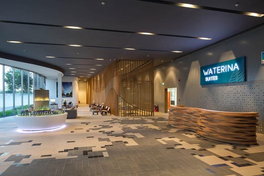 Waterina Suites mang lại tiện ích vượt bậc