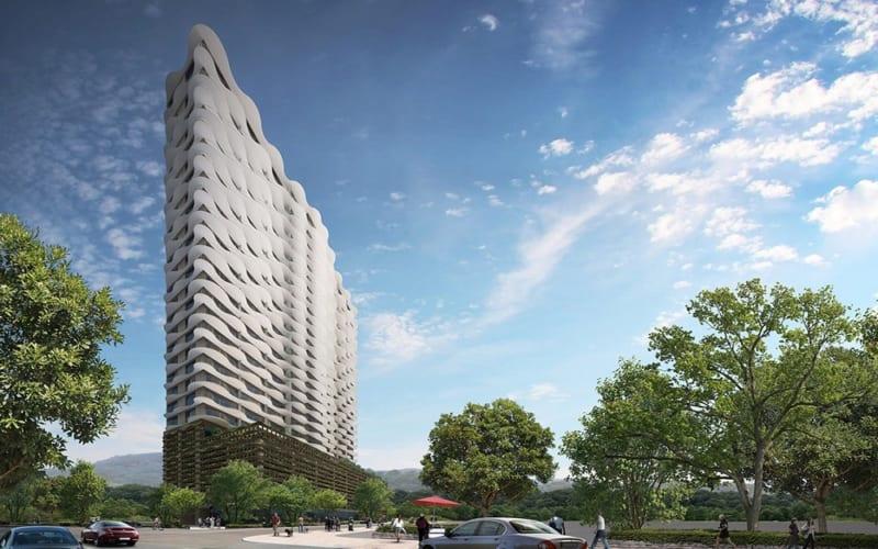 Phối cảnh dự án căn hộ Waterina Suites Quận 2