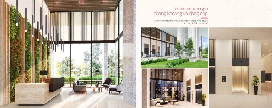 Tiện ích đẳng cấp dự án căn hộ Phú Mỹ Hưng Midtown