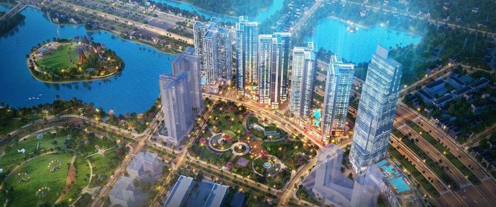 Dự án căn hộ cao cấp Eco Green Sài Gòn quận 7 - Cityapartment.com.vn