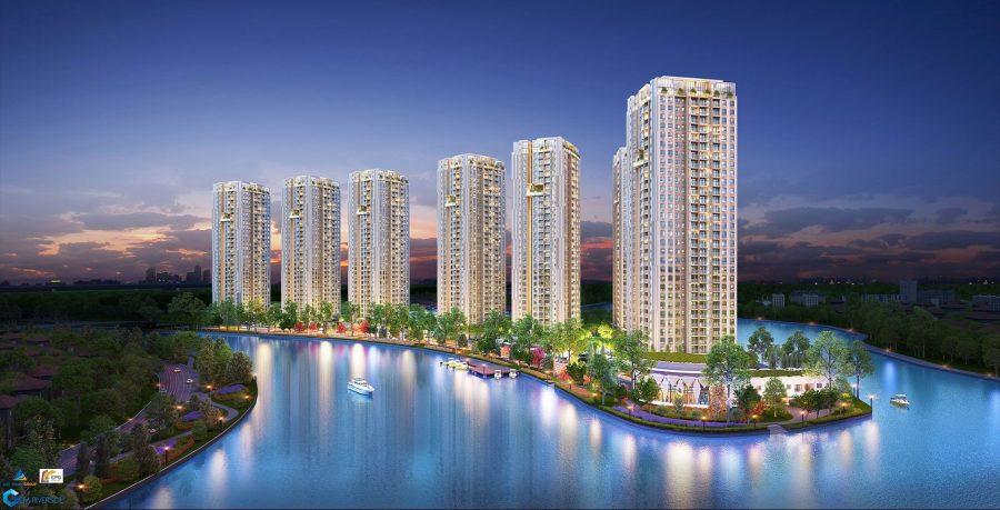 Gem Riverside được vinh danh ở hạng mục giải thưởng Thiết kế cảnh quan đẹp nhất (Highly Recommended - Best Condo Landscape Architectural Design) của Vietnam Property Awards 2018.