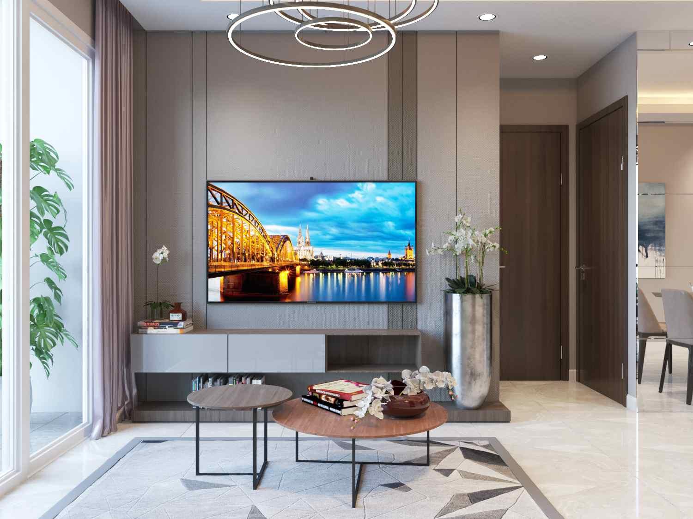 Nhà mẫu căn hộ Him Lam Phú An - Cityapartment.com.vn