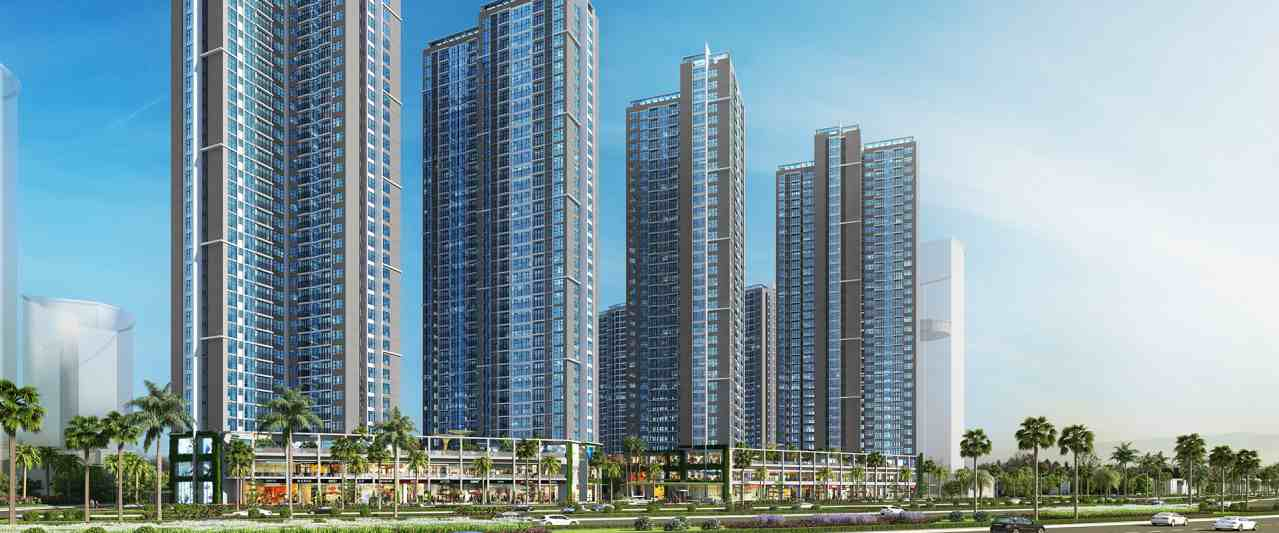 Phối cảnh căn hộ Eco Green quận 7 - Cityapartment.com.vn