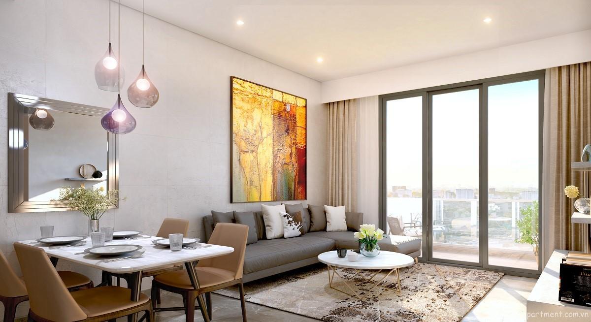 Chủ đầu tư bàn giao căn hộ Kingdom 101 hoàn thiện với các trang bị, nội thất cao cấp.
