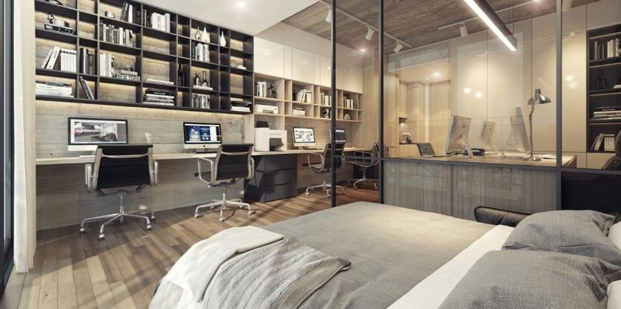 Căn hộ văn phòng Officetel đa tiện ích và phát huy tối đa hiệu suất trong quá trình sử dụng