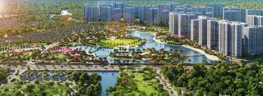 Khu công viên Vincity Grand Park - Cityapartment.com.vn