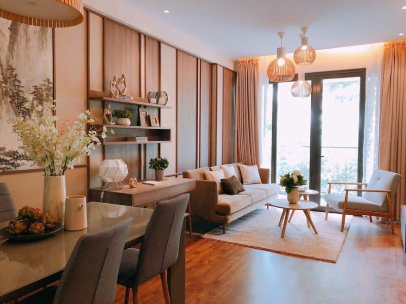 Nhà mẫu căn hộ Akari City ảnh 1