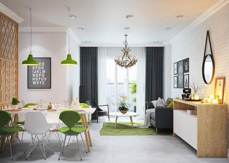 Căn hộ De Capella sẽ được bàn giao hoàn thiện nội thất tới khách hàng.