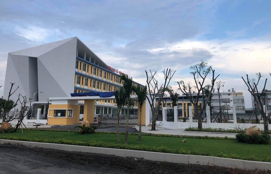 Trường học được xây dựng tại dự án Eco Green Quận 7