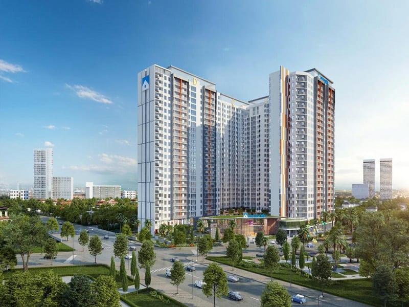 Phối cảnh dựng dự án Safira Khang Điền quận 9