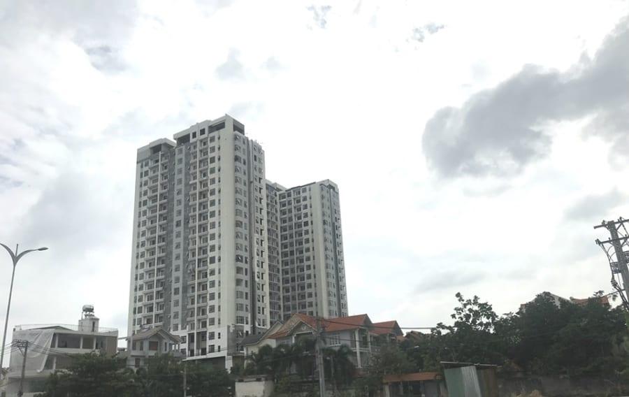 De Capella căn hộ quận 2 nhìn từ xa