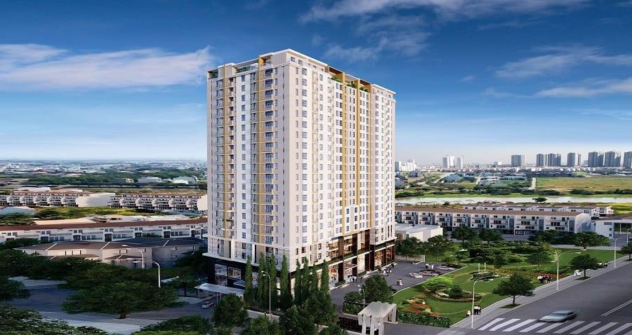 Phối cảnh dự án căn hộ De Capella Q2