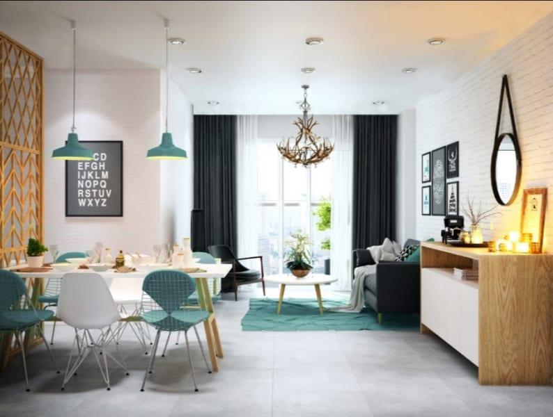 Nhà mẫu căn hộ De Capella quận 2 ảnh 2