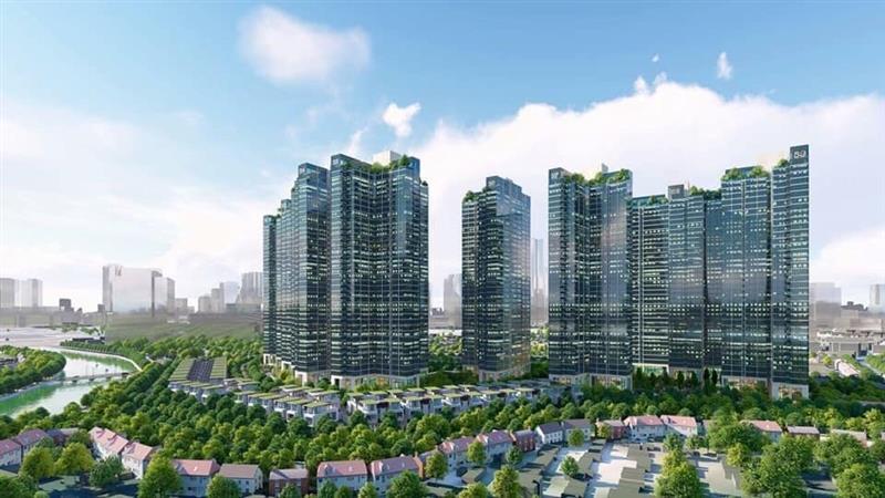 Dự án Sunshine City Sài Gòn có mức giá từ 50-55triệu/m2