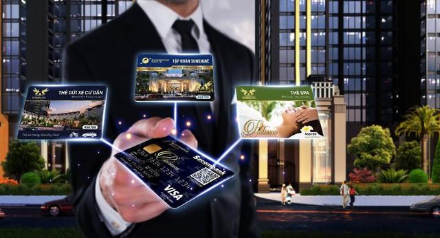 Tiện ích công nghệ 4.0 được áp dụng vào dự án Sunshine City Sài Gòn