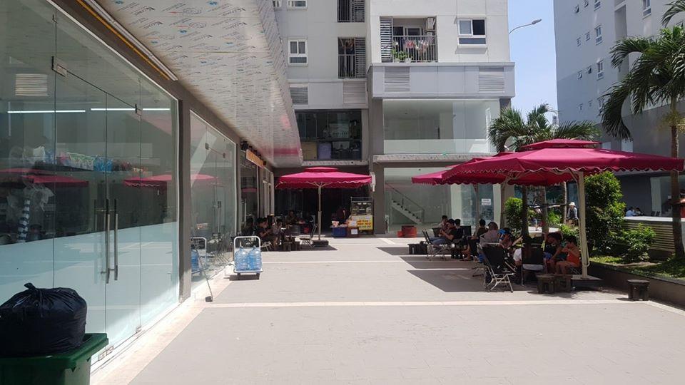 Thiết kế thực tế Shophouse Prosper Plaza đã hoàn thiện
