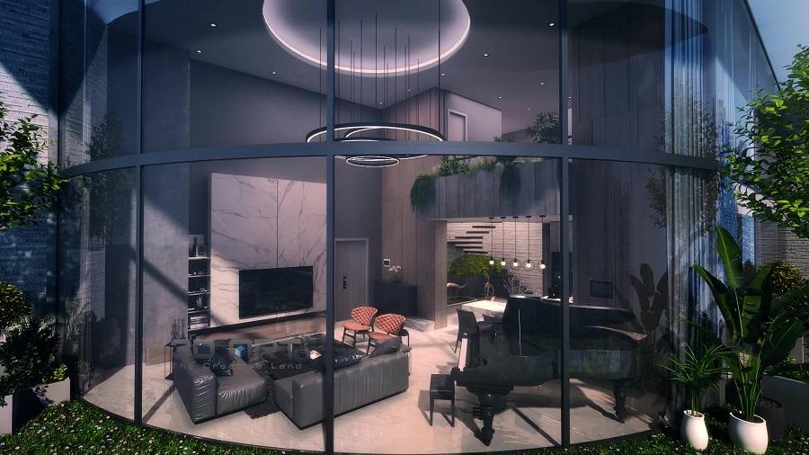 Thiết kế căn hộ Sunshine được đánh giá cao vì tính thẩm mỹ & sự tinh tế