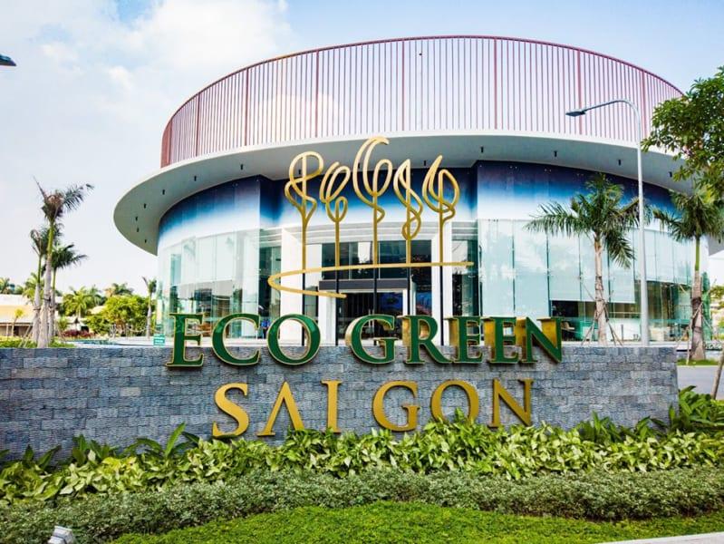 Tiến độ Eco Green Saigon tháng 11/2019