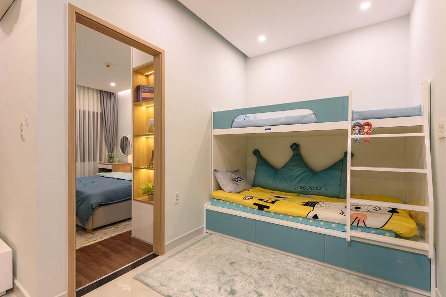 Hình ảnh căn hộ mẫu Lovera Vista