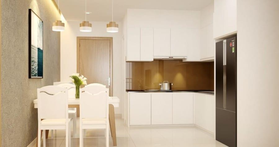 Nhà mẫu căn hộ LDG Võ Văn Kiệt Quận 8 ảnh 2