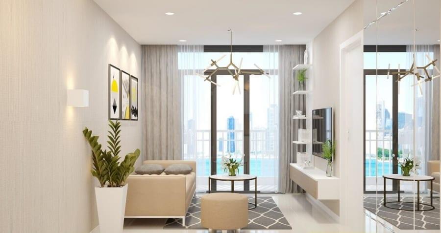 Nhà mẫu căn hộ LDG Võ Văn Kiệt Quận 8 ảnh 1