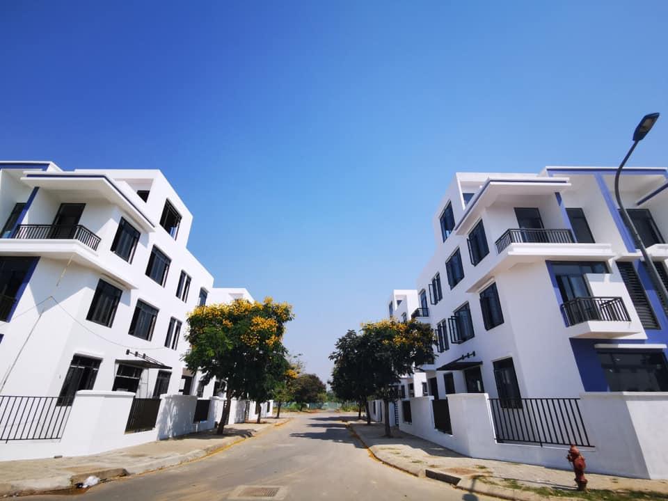Hình ảnh dự án Đông Tăng Long Quận 9 khi đã hình thành