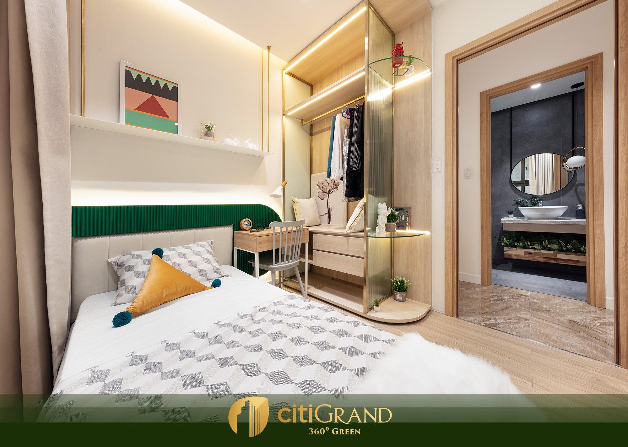 Hình ảnh căn hộ mẫu Citi Grand Kiến Á ảnh 8