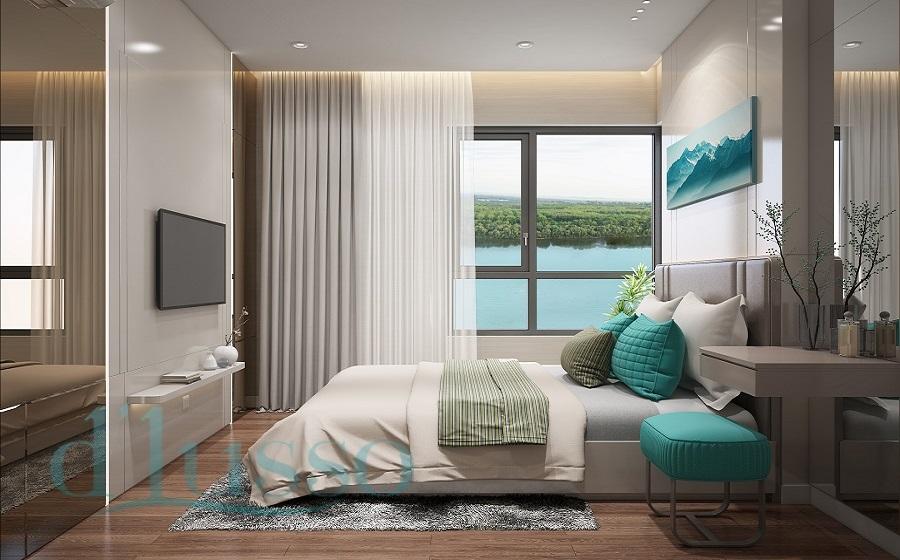 Hình ảnh 3D căn hộ D'Lusso Emerald Quận 2
