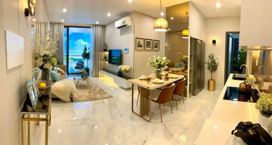 Hình ảnh nhà mẫu căn hộ D'Lusso Emerald Nguyễn Thị Định Quận 2 - ảnh 11