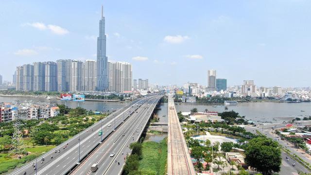 Metro số 1 Bến Thành - Suối Tiên đã thông suốt toàn bộ tuyến