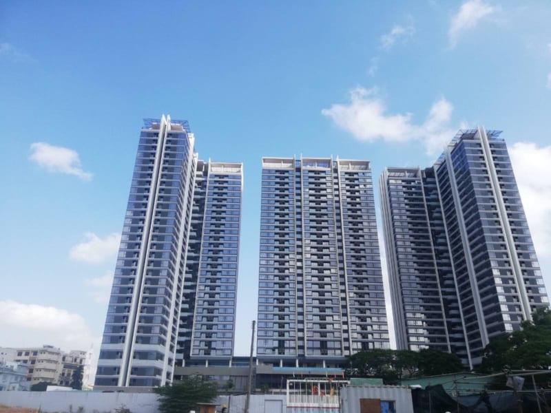 Tiến độ dự án Kingdom 101 được CDT Hoa Lâm bàn giao vào tháng 5/2020