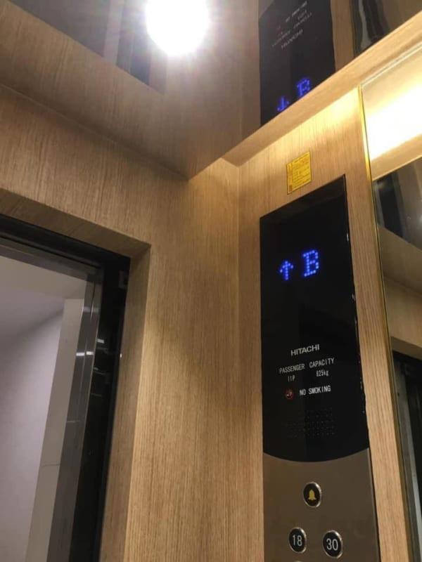Hệ thống thang máy cao cấp tại dự án Kingdom Tô Hiến Thành
