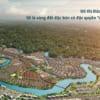 Phối cảnh Đảo Phượng Hoàng Aqua City Phoenix South