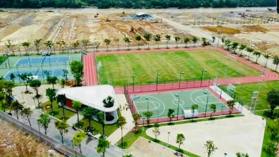 Trung tâm thể thao đa năng Aqua Sport Complex