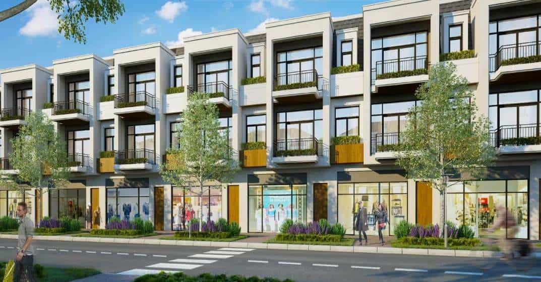 Chuyển nhượng nhà phố Aqua City được đánh giá là kênh đầu tư sinh lợi cực lớn.