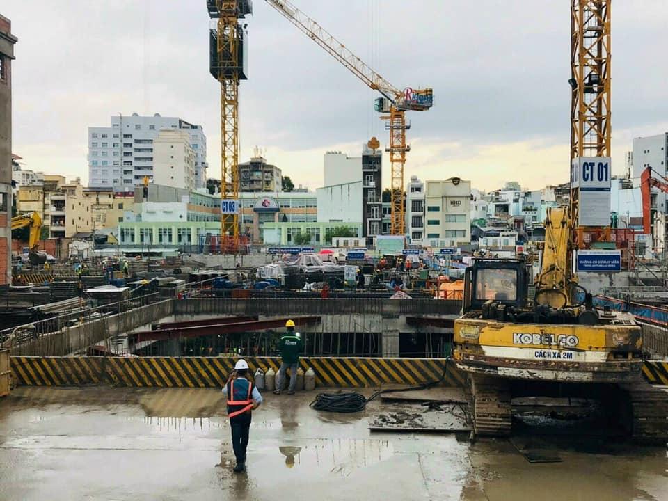 Nhà thầu Lotte E&C đảm bảo đưa dự án đi theo đúng tiến độ