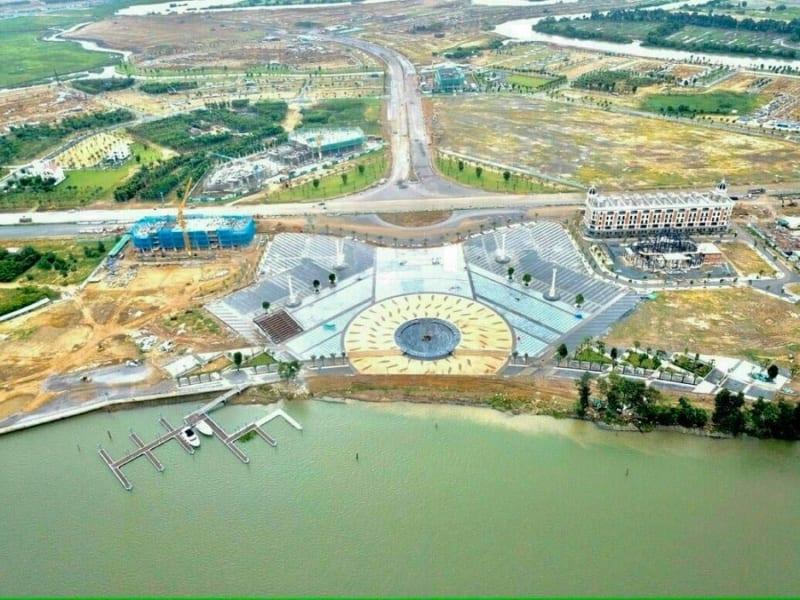 Tiến độ Aqua City Sun Harbor 1 cập nhật tháng 7/2021