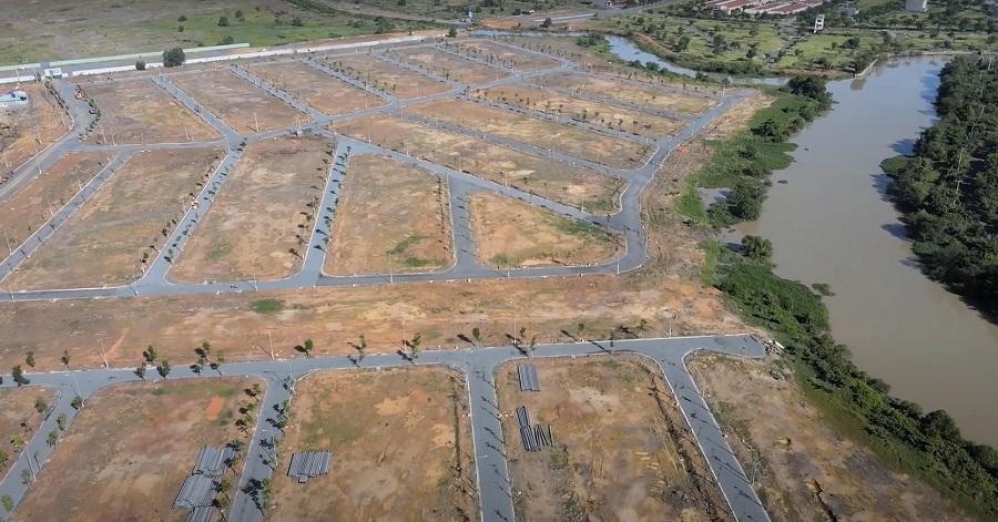 Tiến độ Aqua City phân khu Valencia tháng 7/2021