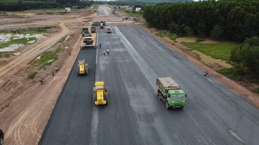 Cao tốc Phan Thiết Dầu Giây mới nhất năm 2021